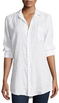Frank And Eileen Shirley Long-Sleeve Blouse, White