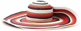 Missoni Mare Striped Floppy Hat