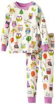 Hatley Little Blue House by Girl's Party Owls Pyjama Set