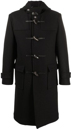 MACKINTOSH Weir wool duffle coat