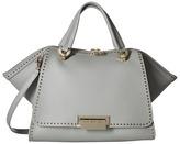 Zac Posen Eartha Iconic Jumbo Double Handle Satchel Handbags