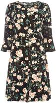 Dorothy Perkins **Tall Multi Coloured Floral Print Lace Dress