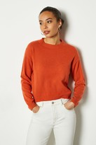 Recycled Cashmere Essential Jumper