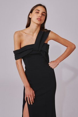 C/Meo CALIBER GOWN black