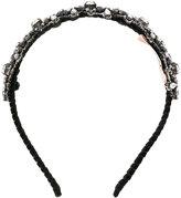 No.21 crystal embellished hairband