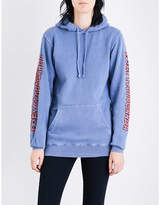 Obey Public Opinion jersey hoody