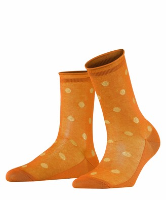 Falke Women's Prestige Dot Calf Socks