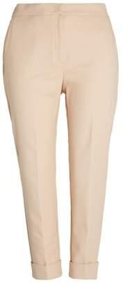 Marina Rinaldi Cotton-Stretch Trousers