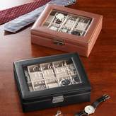 Personal Creations Personalized Love is Timeless Watch Box - Brown