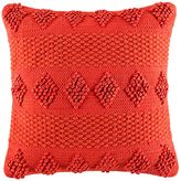 Kas Weverly Cushion, Orange Im
