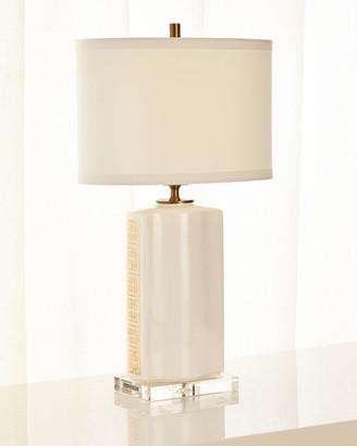Port 68 Palace Fret Table Lamp
