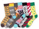 Trinidad 7 Pairs Socks Set for Men