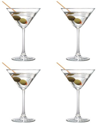 Cellar Tonic Martini Glass 290ml Set of 4
