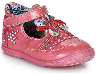 Catimini PANTHERE girls's Sandals in Pink