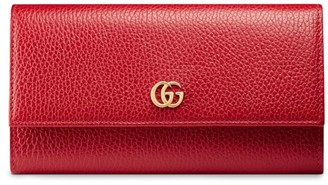 Gucci GG Marmont Flap Wallet