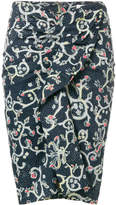 Etoile Isabel Marant Caja skirt