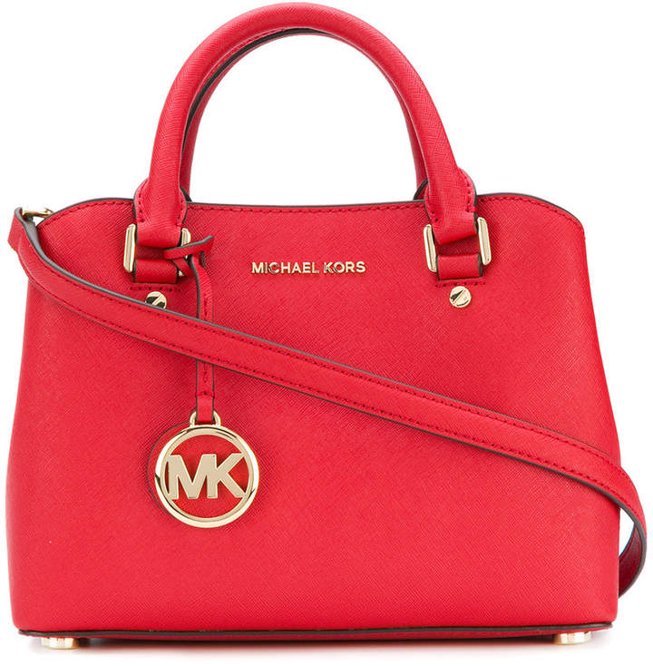 MICHAEL Michael Kors Savannah small satchel bag