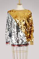 Gucci Sequins sweatshirt