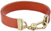 Marc by Marc Jacobs Key Items Simple Leather Bracelet