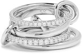 SPINELLI KILCOLLIN Polaris diamond & white-gold ring
