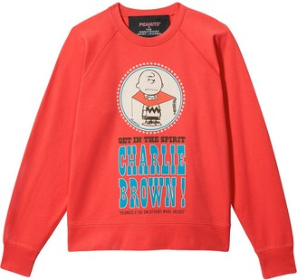 Marc Jacobs x Peanuts The Sweatshirt sweatshirt
