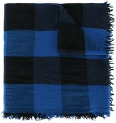 Faliero Sarti 'Quadri' checked scarf