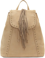 Lucky Brand Fringed Medium Backpack
