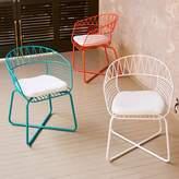west elm Soleil Metal Outdoor Bistro Chair