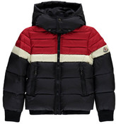 Moncler Three-Tone Aymond Down Jacket