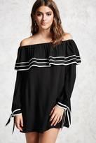 Forever 21 Contemporary Flounced Dress