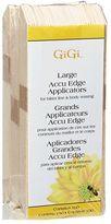 GiGi Large Accu Edge Wax Applicators