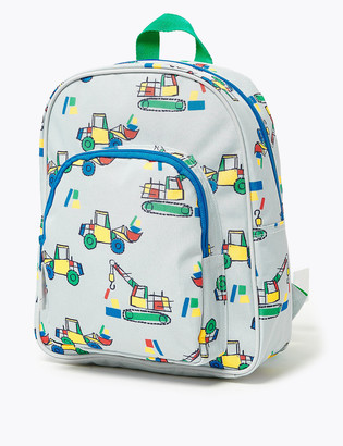 Marks and Spencer Kids Transport Water Repellent School Backpack
