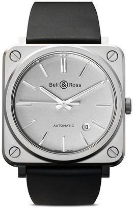 Bell & Ross BR S-92 Matte Grey 39mm