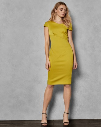 Ted Baker Midi Bodycon Dress