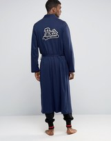 Polo Ralph Lauren Robe With Back Logo