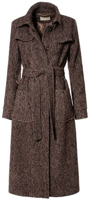 Aggi Meryl Brunette Coat