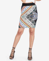 Rachel Roy Jacquard Pencil Skirt, Created for Macy's