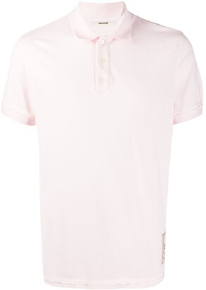 Zadig & Voltaire Short-Sleeve Polo Shirt