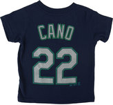 Majestic Toddlers' Robinson Cano Seattle Mariners Player T-Shirt