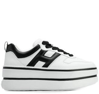 Hogan Flatform Sneakers