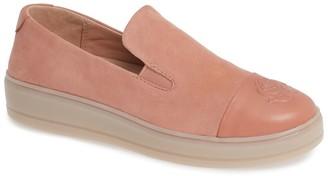 Taryn Rose Grace Cap Toe Slip-On Sneaker
