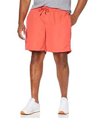 Jack and Jones Men's Jjicali Jjswim Shorts AKM Ps Black, (Size: 40)