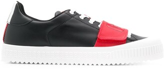 GCDS colour-block sneakers