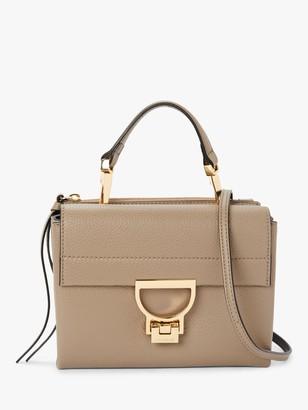 Coccinelle Artellis Iconic Leather Grab Bag