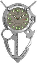 Dakota Men's Steel Multi Tool Clip Watch 38571