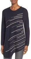 Nic+Zoe Women's Shooting Stars Cotton Sweater