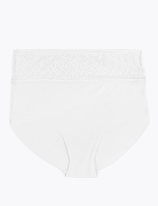Marks and Spencer Body High Waisted Full Briefs
