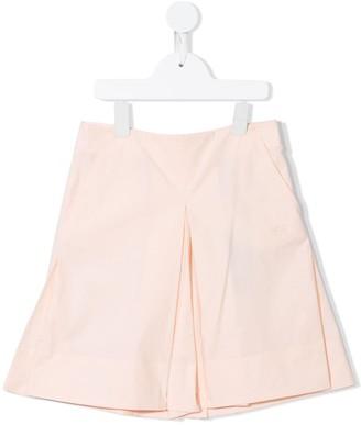 Emporio Armani Kids Tailored Shorts
