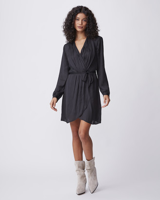 Paige Sevilla Dress-Black