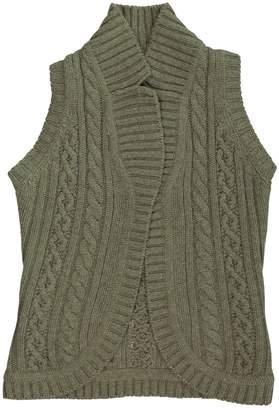 Christopher Kane Khaki Cashmere Knitwear